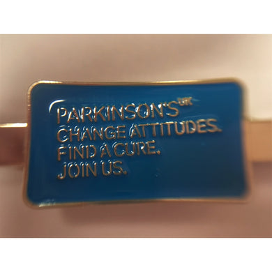 Parkinson's UK tie slide-Parkinson's shop