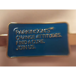 Parkinson's UK tie slide - Parkinson's shop