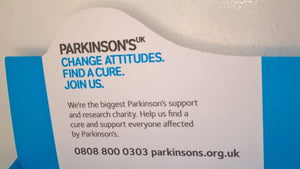 Parkinson's UK Point of sale boxes - Parkinson's shop