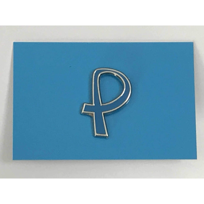 Parkinson's UK enamel pin badge - Parkinson's shop