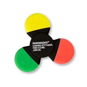 Parkinson's UK spinner highlighter - Parkinson's shop