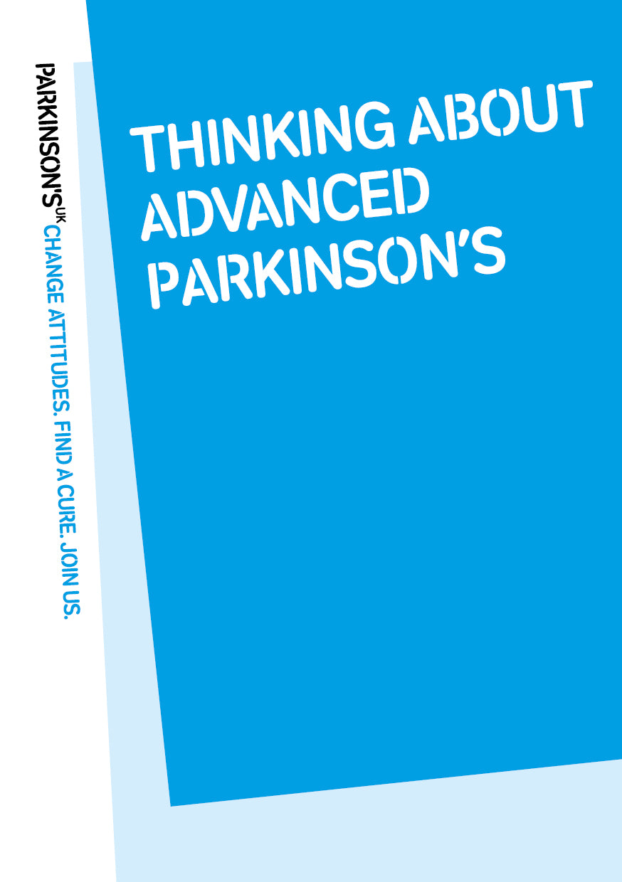Thinking about advanced Parkinson's - Parkinson's shop