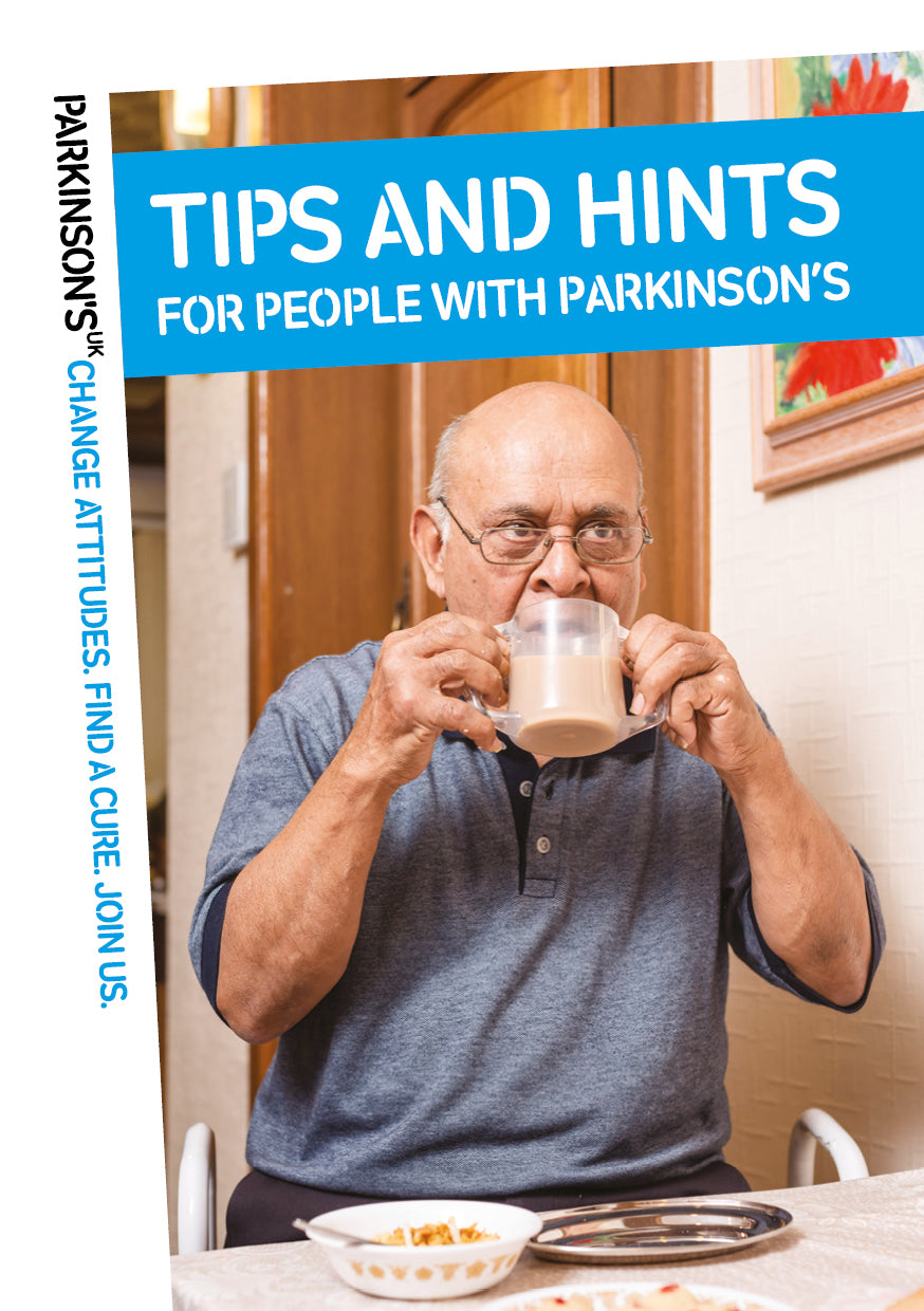 Tips and hints for people with Parkinson's - Parkinson's shop