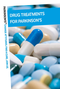 Drug treatments for Parkinson's