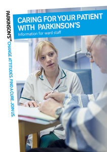 Caring for your patient with Parkinson's - Parkinson's shop