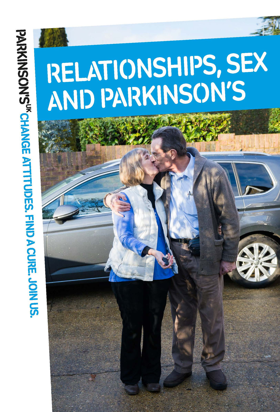 Relationships, sex and Parkinson's