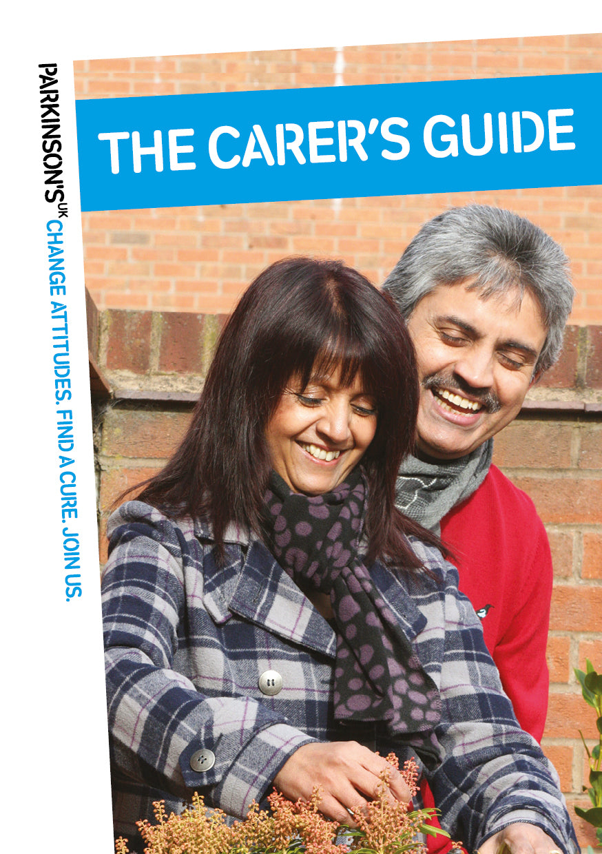 The carer's guide - Parkinson's shop
