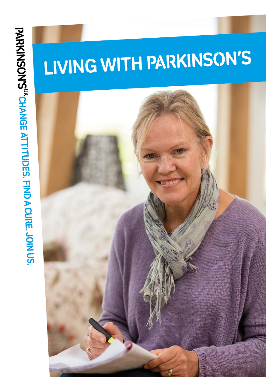 Living with Parkinson's - Parkinson's shop