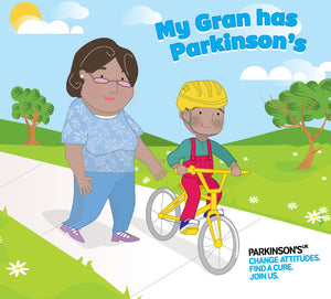 My Gran has Parkinson's - Parkinson's shop