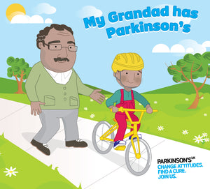My Grandad has Parkinson's - Parkinson's shop