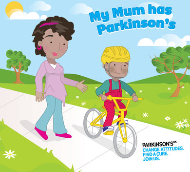 My Mum has Parkinson's - Parkinson's shop