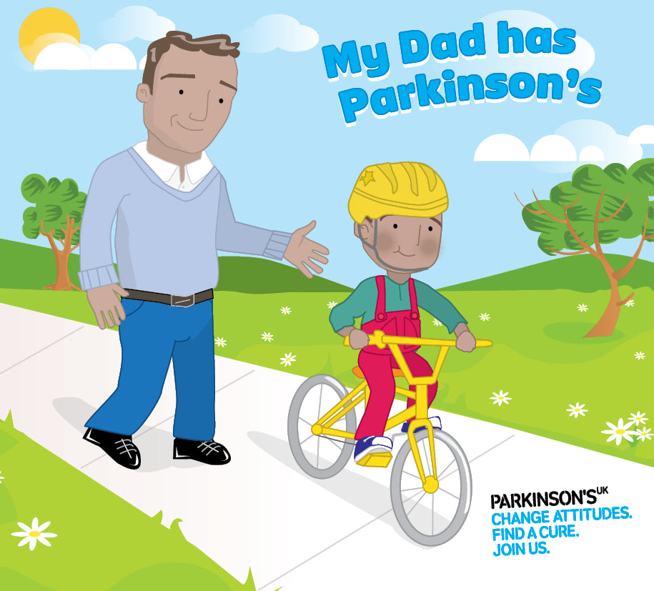 My Dad has Parkinson's - Parkinson's shop