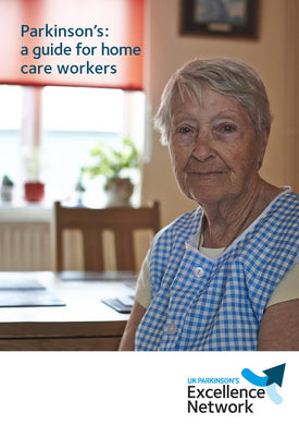 Parkinson's: a guide for home care workers - Parkinson's shop