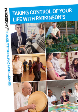 Taking control of your life with Parkinson's - Parkinson's shop