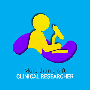 Virtual gift: fund a clinical researcher for 2 hours