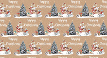 Animal gift wrap and tags set - 2 design pack