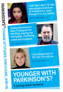 Younger with Parkinson's? A young onset resource