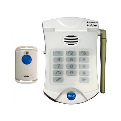 Auto Dial Plus panic alarm - Parkinson's shop