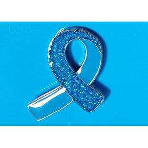 Parkinson's UK enamel and glitter pin badge - Parkinson's shop
