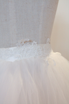 Add On Tulle Skirt II - Sample Dress Sale Size 10