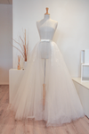 Tulle I Wedding Add On Skirt - made to measure