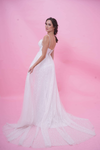 Adora size 6-10 sample gown
