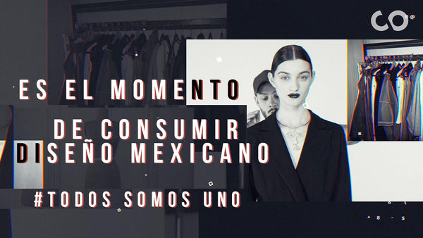 MEXICOUTURE EN FASHION WEEK MÉXICO