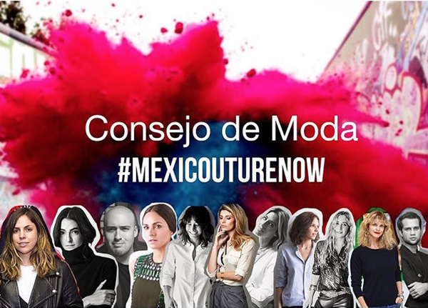 CONSEJO DE MODA MEXICOUTURE NOW!!!