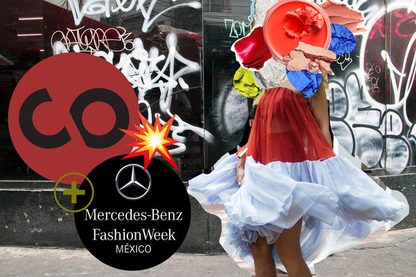 ¡MB Fashion Week México y Mexicouture se unen!