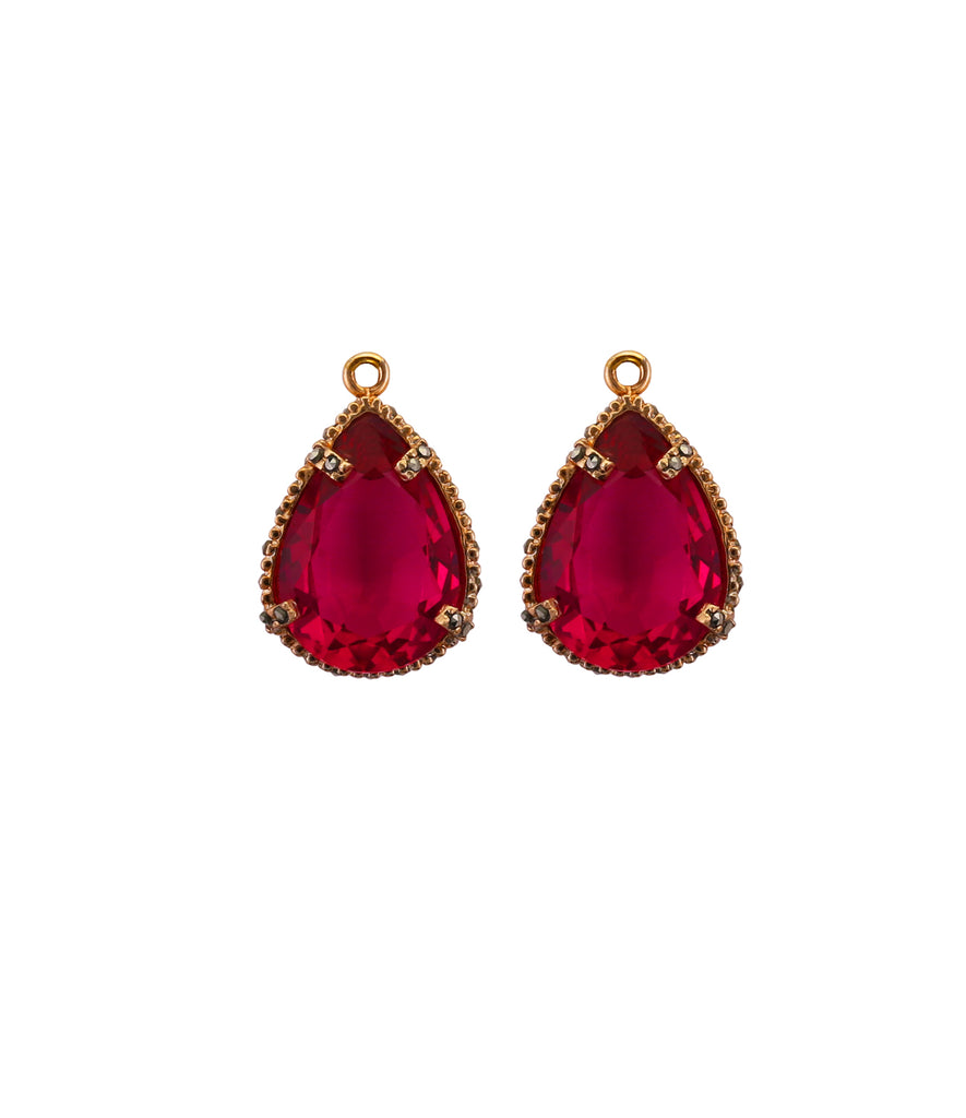 Piedra Strawberry Deluxe Gold Small