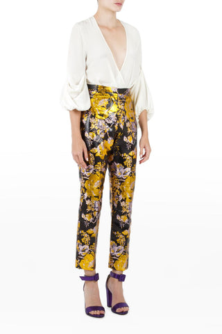 FEVER BY COLOR PANTS ORO