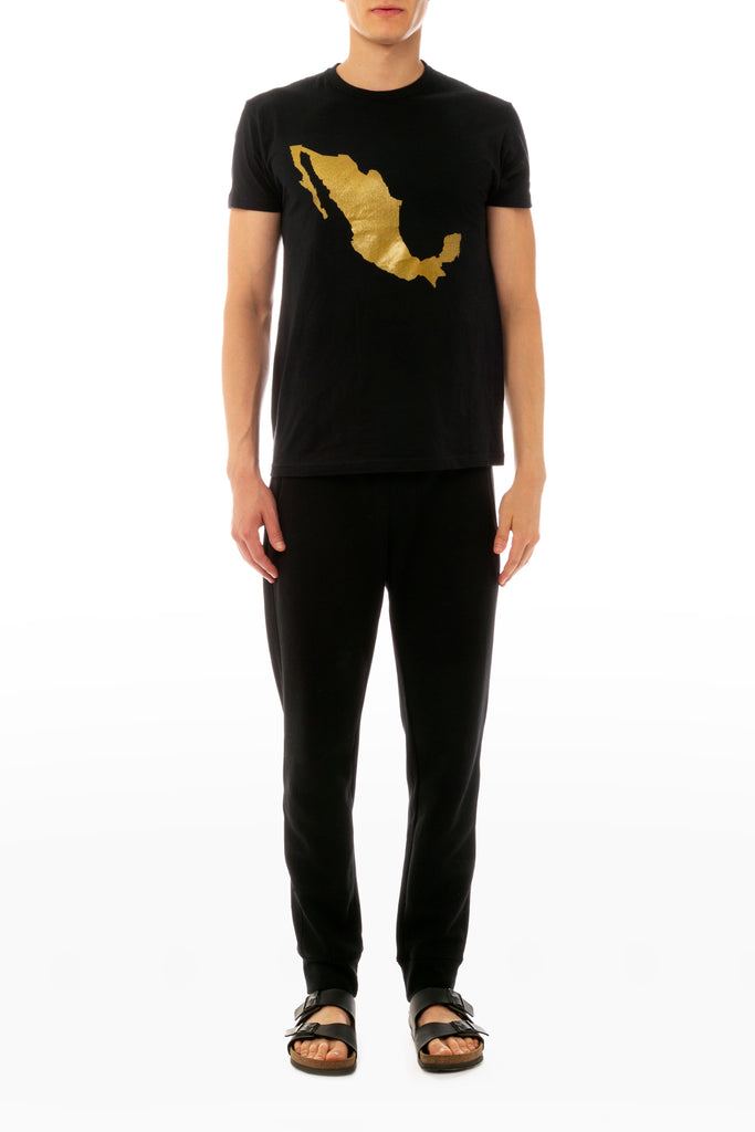 T-SHIRT MX GOLD