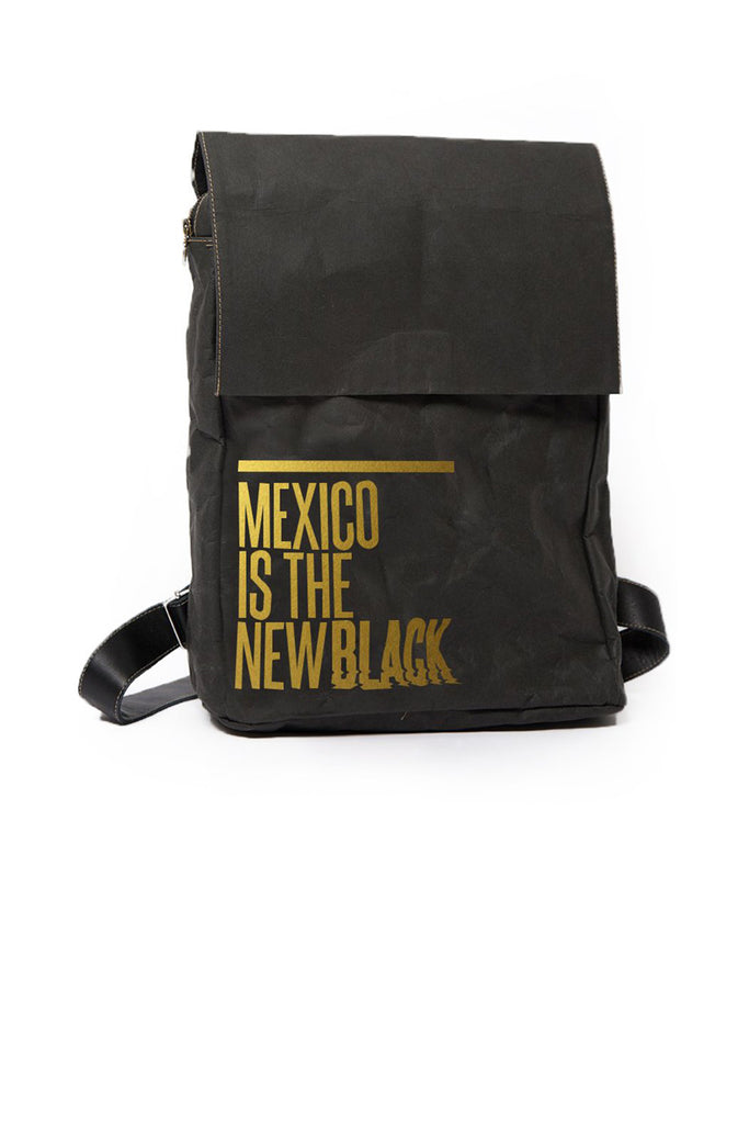 BACKPACK NEW BLACK Mediana negro