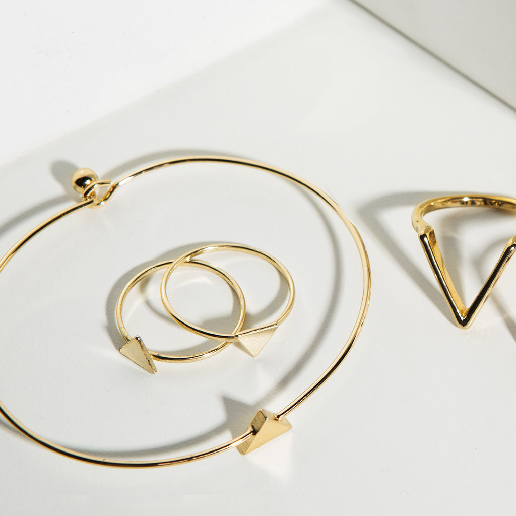 Delta Ring, Rings - AMY O. Jewelry