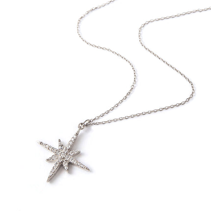 Celeste Starburst Necklace