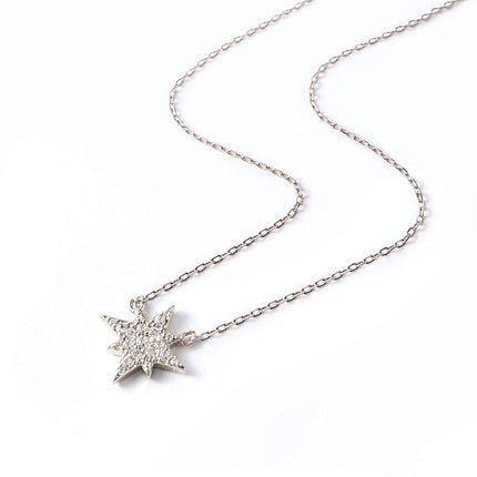 Stella Starburst Necklace