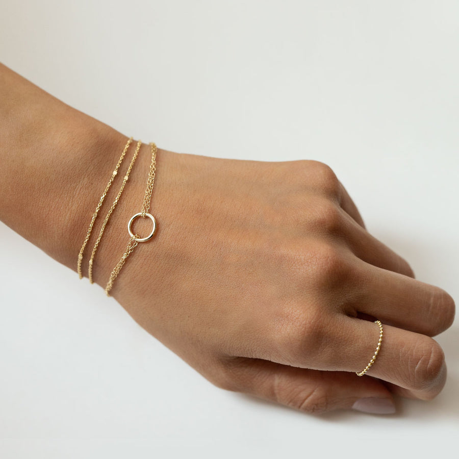 Oli Layered Chain Bracelet
