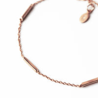 Eternity Bar Bracelet, Bracelets - AMY O. Jewelry