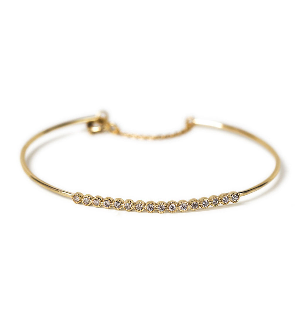 dainty bracelet milestone gold products anthonys bryan delicate