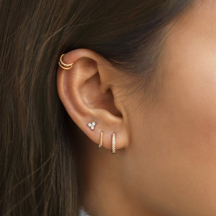 Rope Cartilage Earring