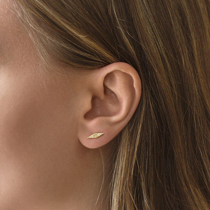 Angulo Dainty Stud Earrings