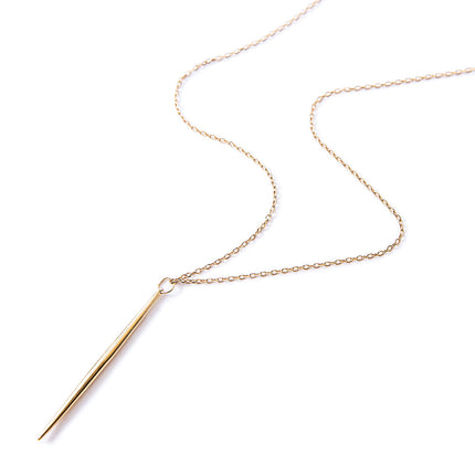 Needle Necklace
