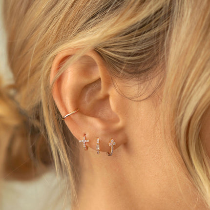 Eternity Ear Cuff