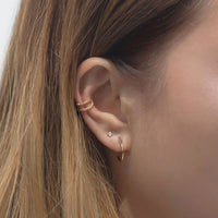 Double Rope Ear Cuff