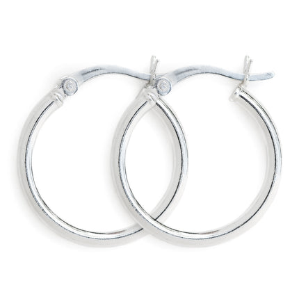 Midi Hoop Earrings