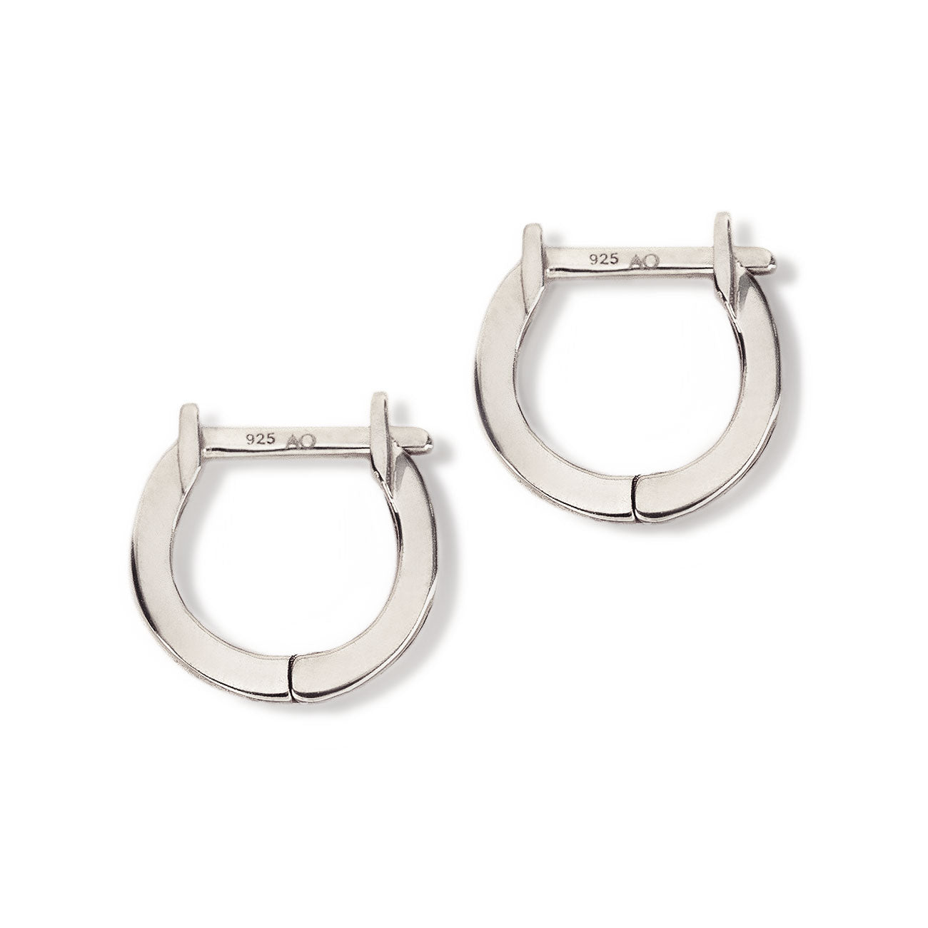 Classic Huggie Earrings