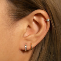caption:6.5mm worn on first piercing