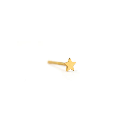 Tiny Star Single Stud