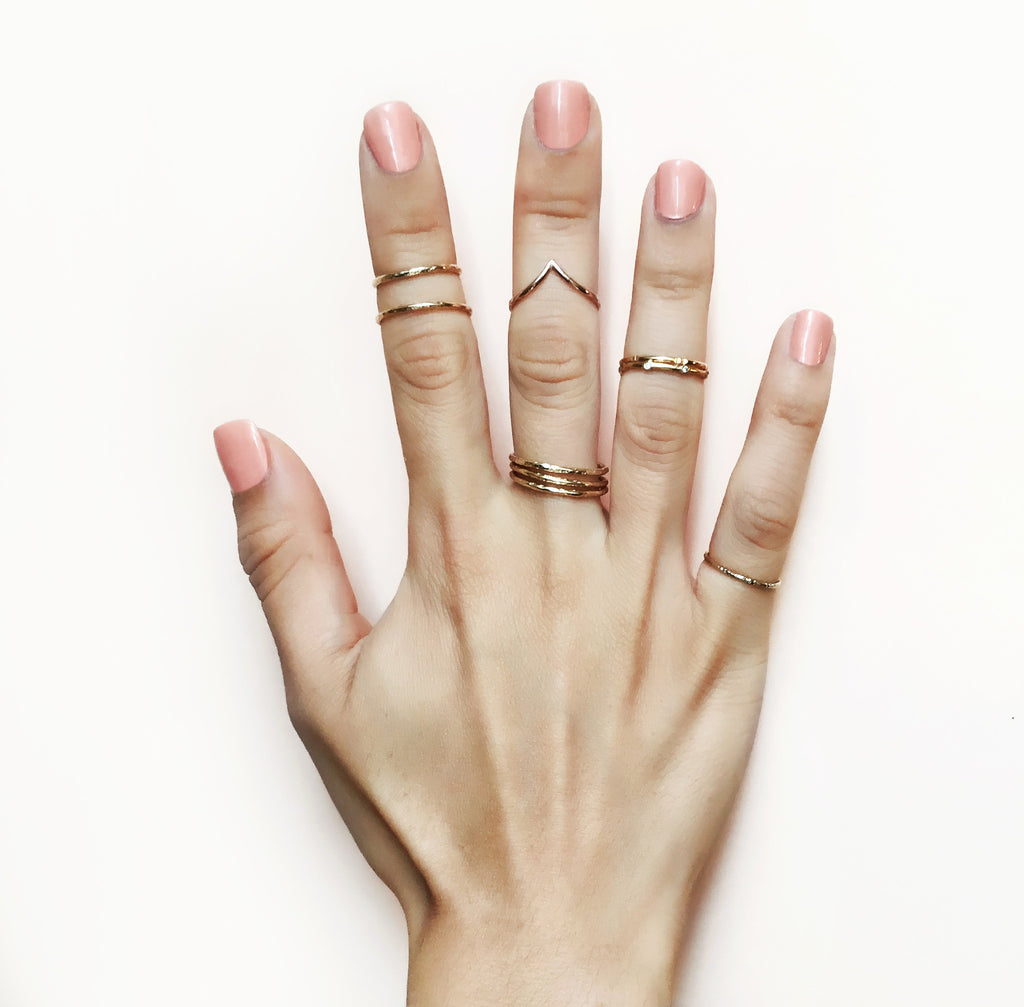 Demi Ring, Rings - AMY O. Jewelry