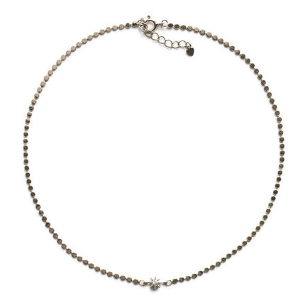 Mae Beaded Star Choker